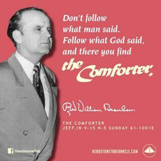William Branham quotes | Message quotes, Quotes about god ...