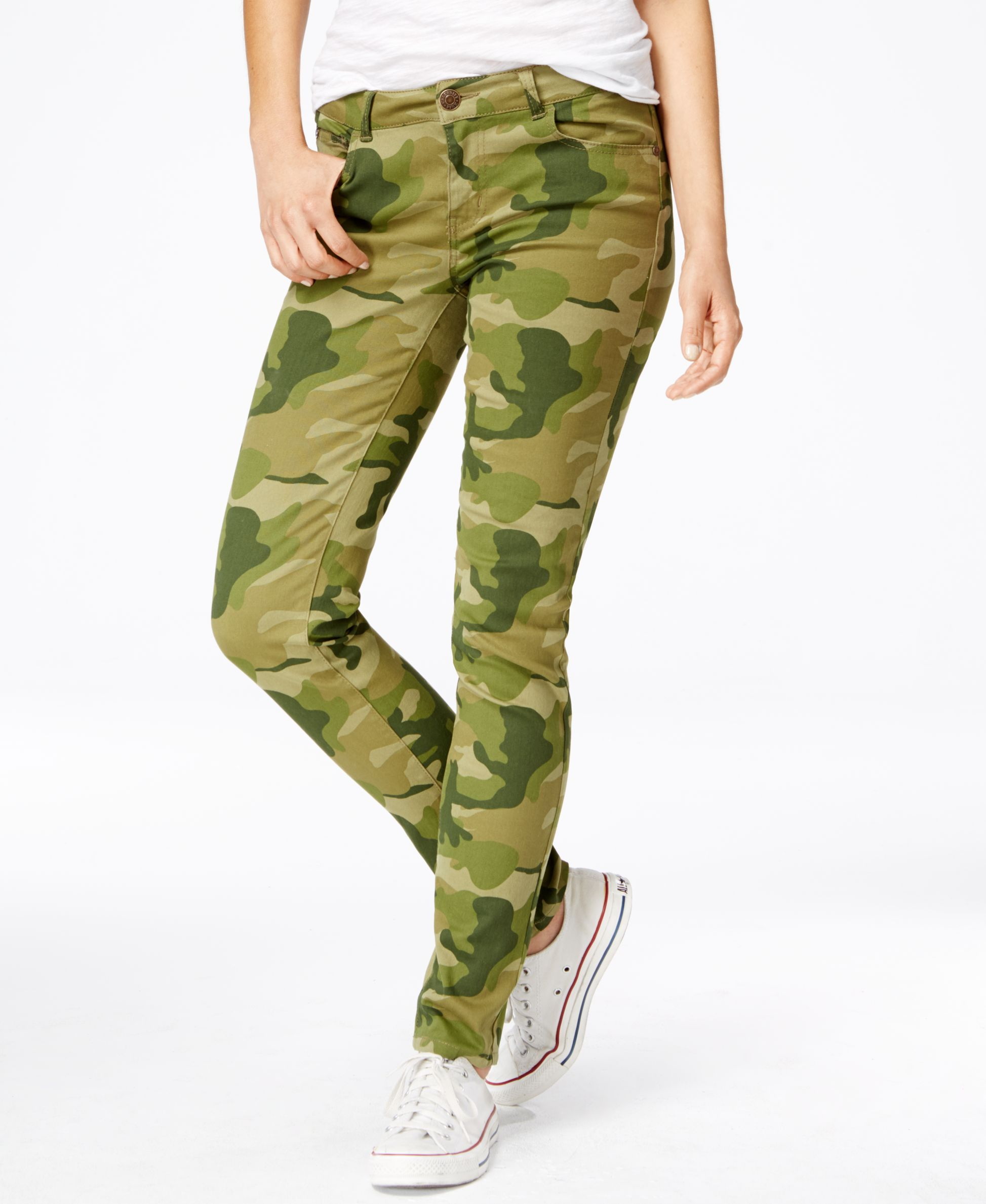 Skinny Camouflage jeans for juniors forecast dress in everyday in 2019