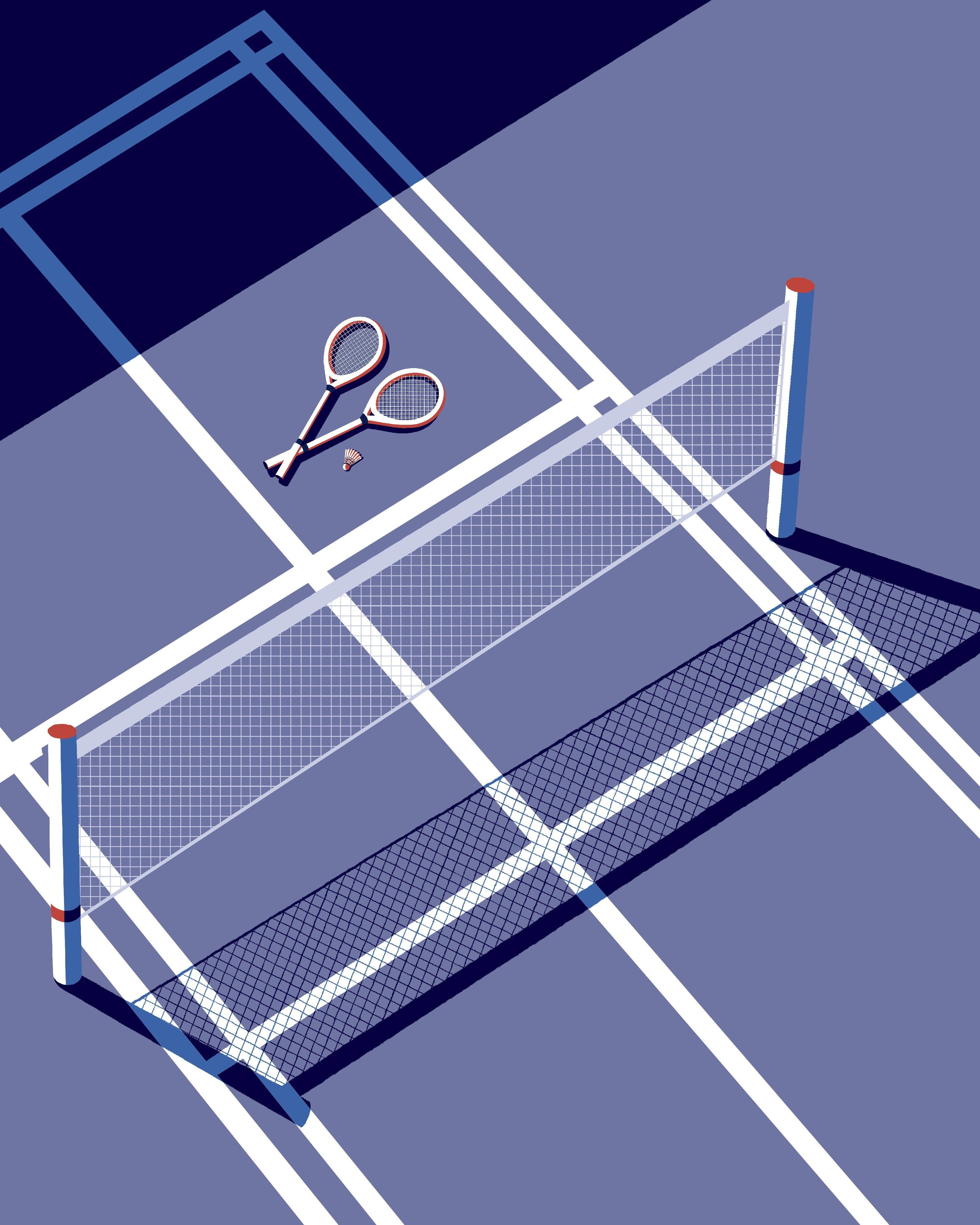 Sports Always Brainstorming Tennis Wallpaper Sports Graphic Design Badminton