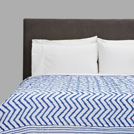 Malik Comforter 220x220cm | Freedom Furniture and Homewares