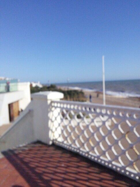 South Coast, UK -De La Warr Pavilion, Bexhill on Sea
