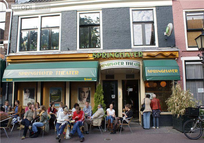 Springhaver - Springhaver Utrecht films en koffie