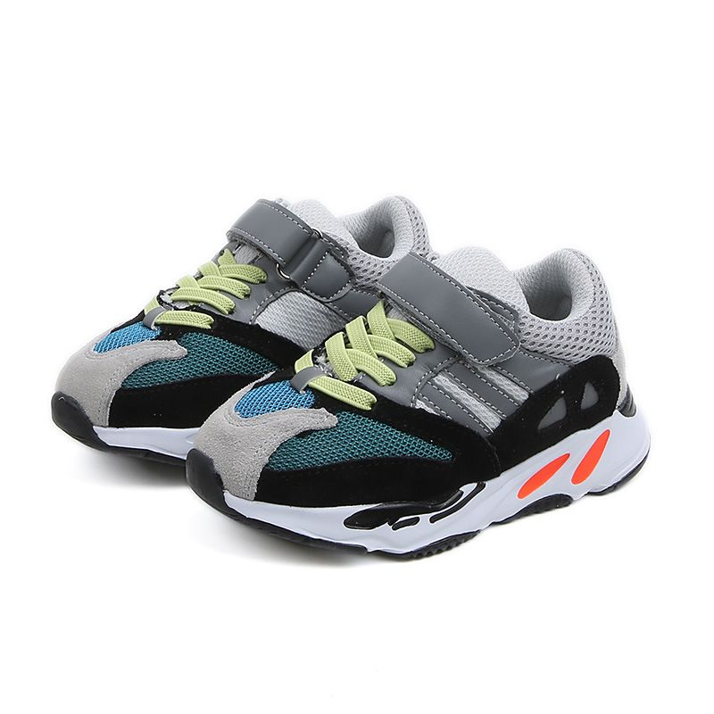 0f904cd00 yeezy style Vintage 700 Kids Old Dad Shoes Trendy Boys Girls Sports Running  Shoes Sneaker Trainer Children Casual Shoes Footwear
