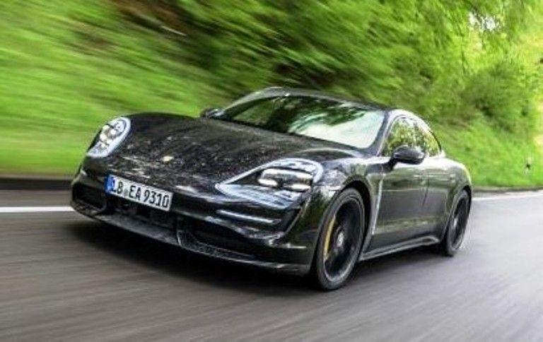 2020 Porsche Taycan Sport Turismo Review