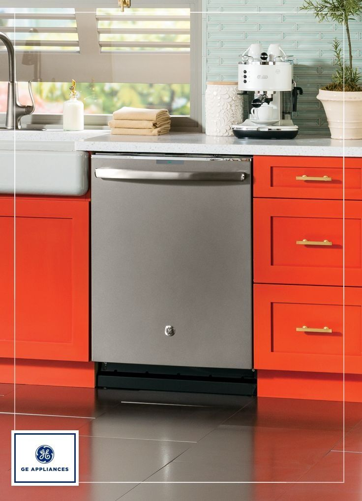 New ge profile dishwashers feature a revolutionary spray
