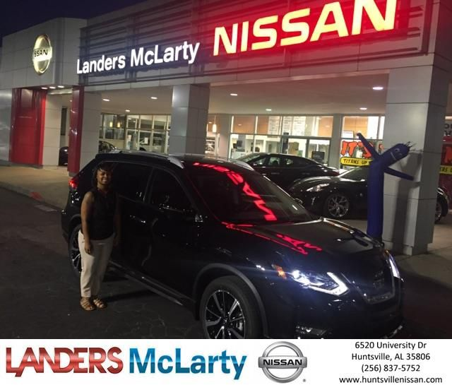 Congratulations Rachel On Your #Nissan #Rogue From Delyeonn Walton At Landers  McLarty Nissan !