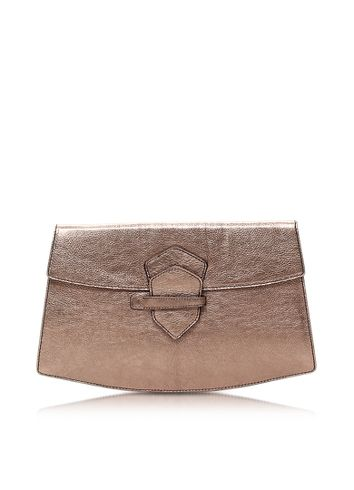 VIDA Leather Statement Clutch - healing tranquility by VIDA VWixiy1z93