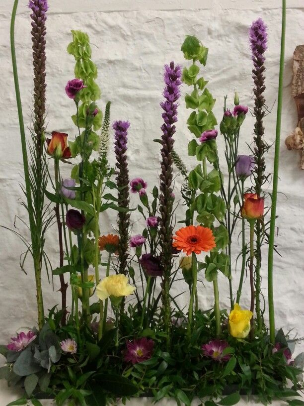 Photo of British Academy of Floral Art, Floristry Courses, Floristry Training, Arranging