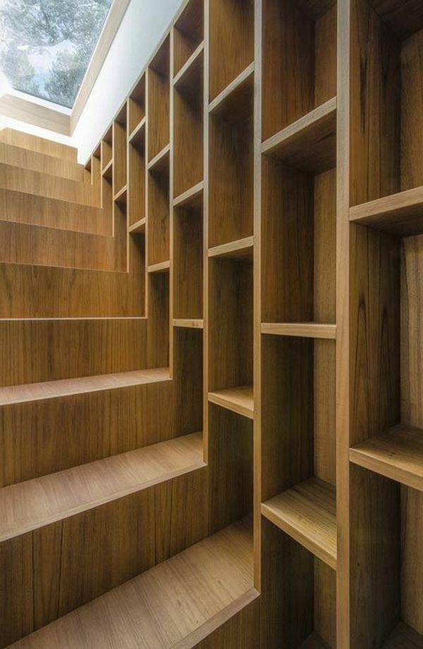 Designs Créatifs De Meuble Bibliothèque | Meuble Bibliothèque