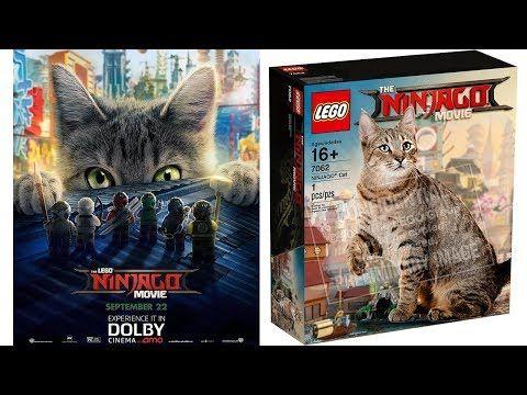 New Lego Ninjago Movie Posters ! Kai,Jay,Lloyd,Cole,Nya, Zane ...