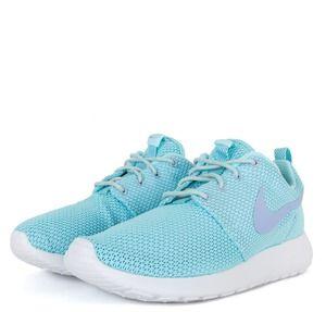 Nike Womens Course Roshe - Glace Glacier Violet Gris Blanc