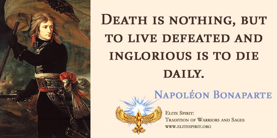 Napoleon Bonaparte Warrior Quotes Napoleon Bonaparte Quotes Typography Quotes