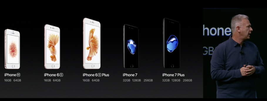 Apple announces iPhone 7 pricing & availability, pre-orders start Sept. 9, available Sept. 16 #Apple #iPhone #iPhone7 #iPhone7Plus #AirPods #EarPods #iOS #Nintendo #SuperMarioRun #Mario