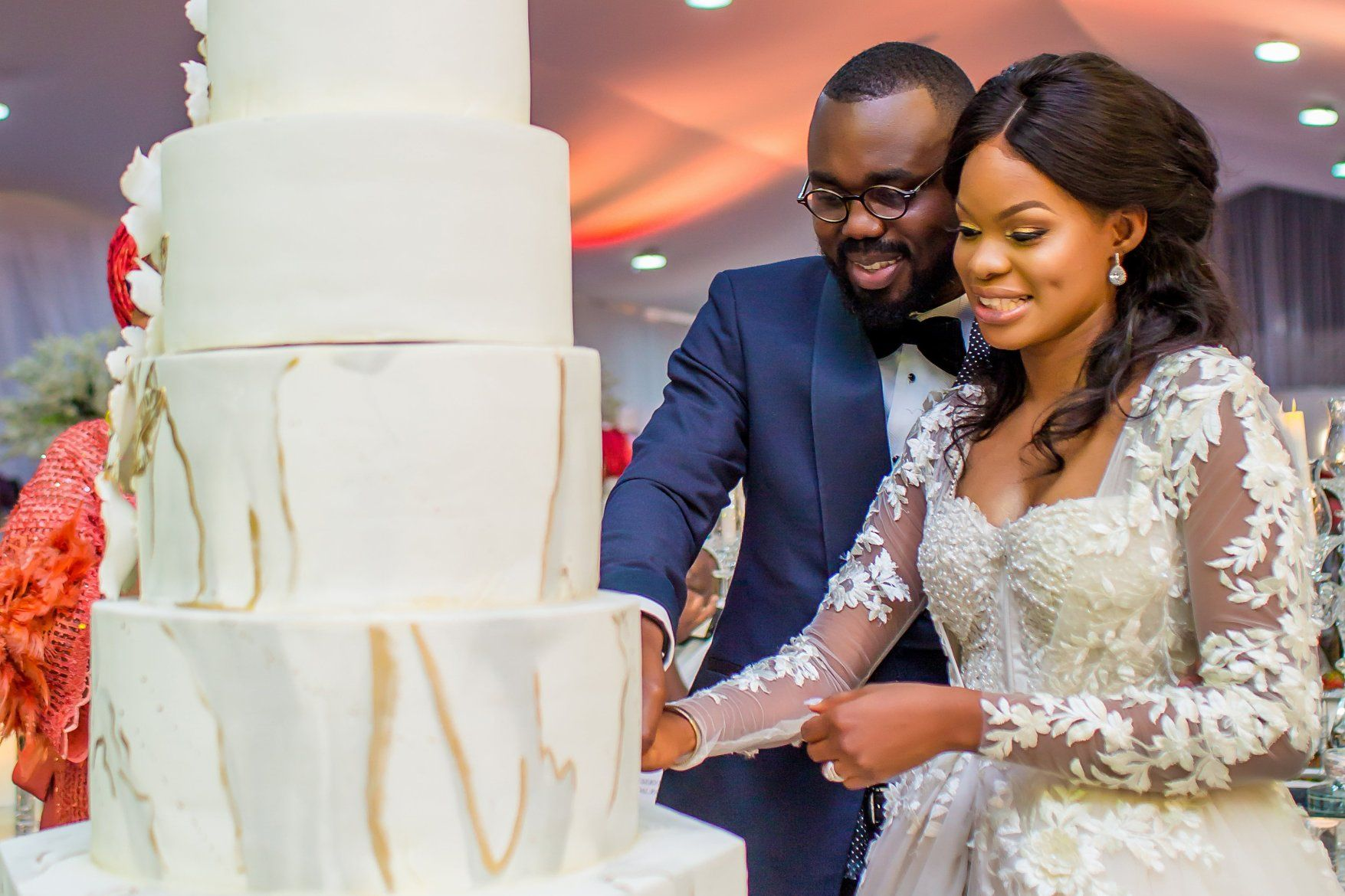 Wedding Digest Naija Top Nigerian Wedding Blog Nigerian Wedding Africa Wedding Contemporary Bridal Wedding Guest Outfit