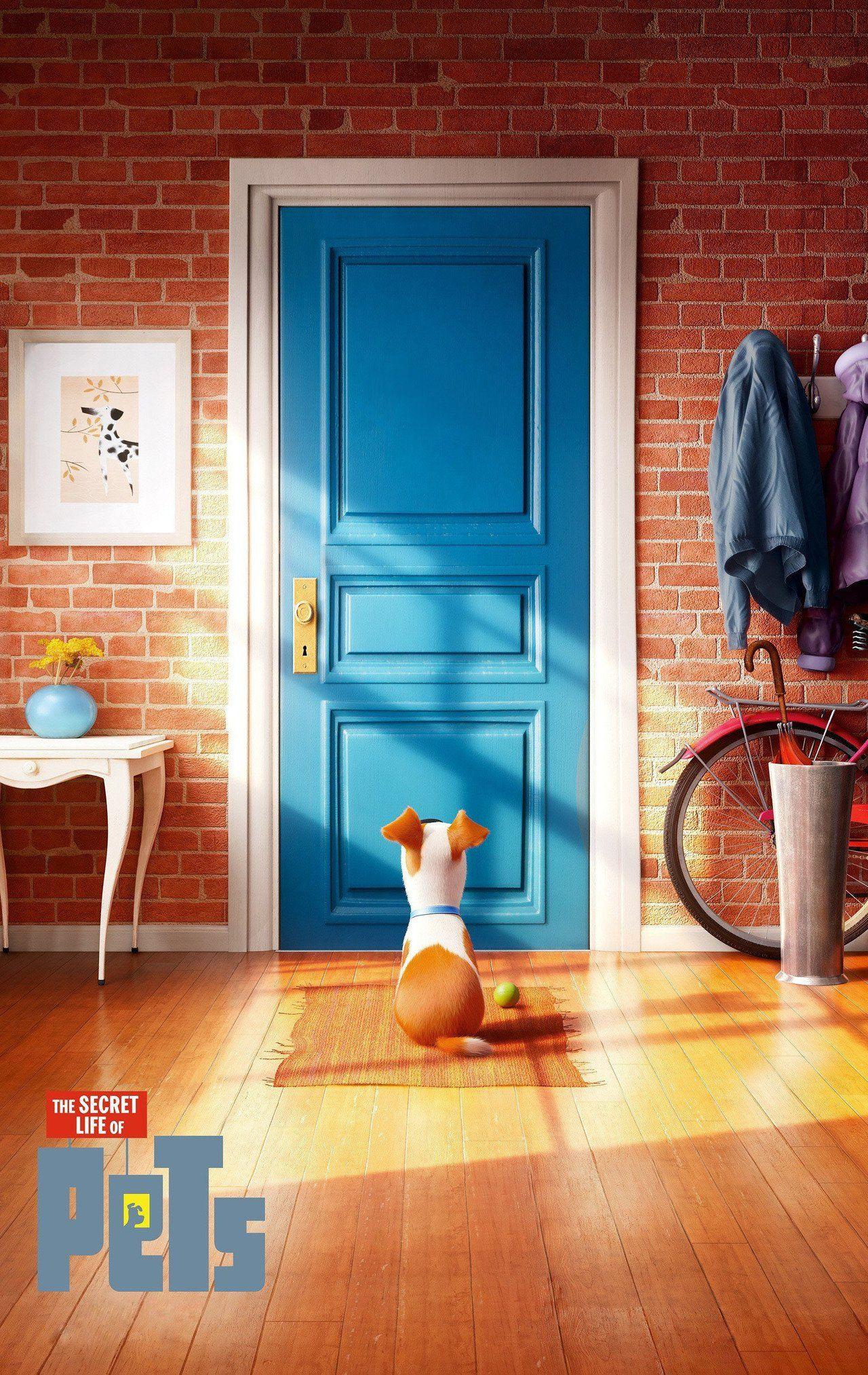 Action/adventure comedy taking a hilarious look into the lives of Pets