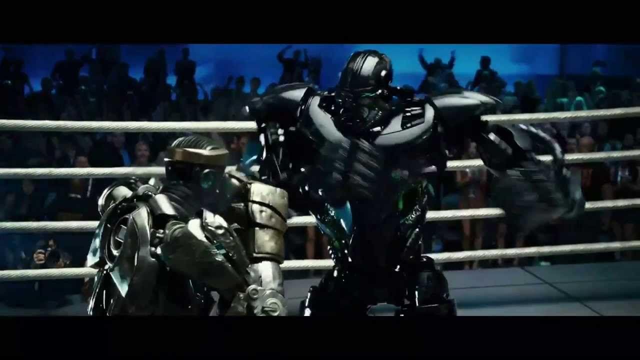 real steel atom vs zeus. final fight. movie music video | favorite