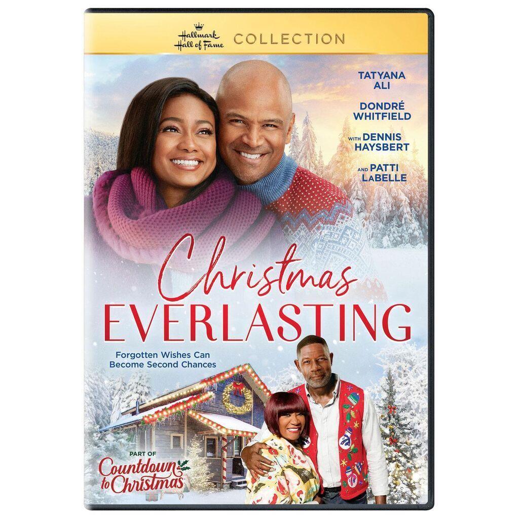 Watch Christmas Everlasting Tatyana Ali 2020 Online For Free Christmas Everlasting DVD in 2020 | Hallmark christmas movies