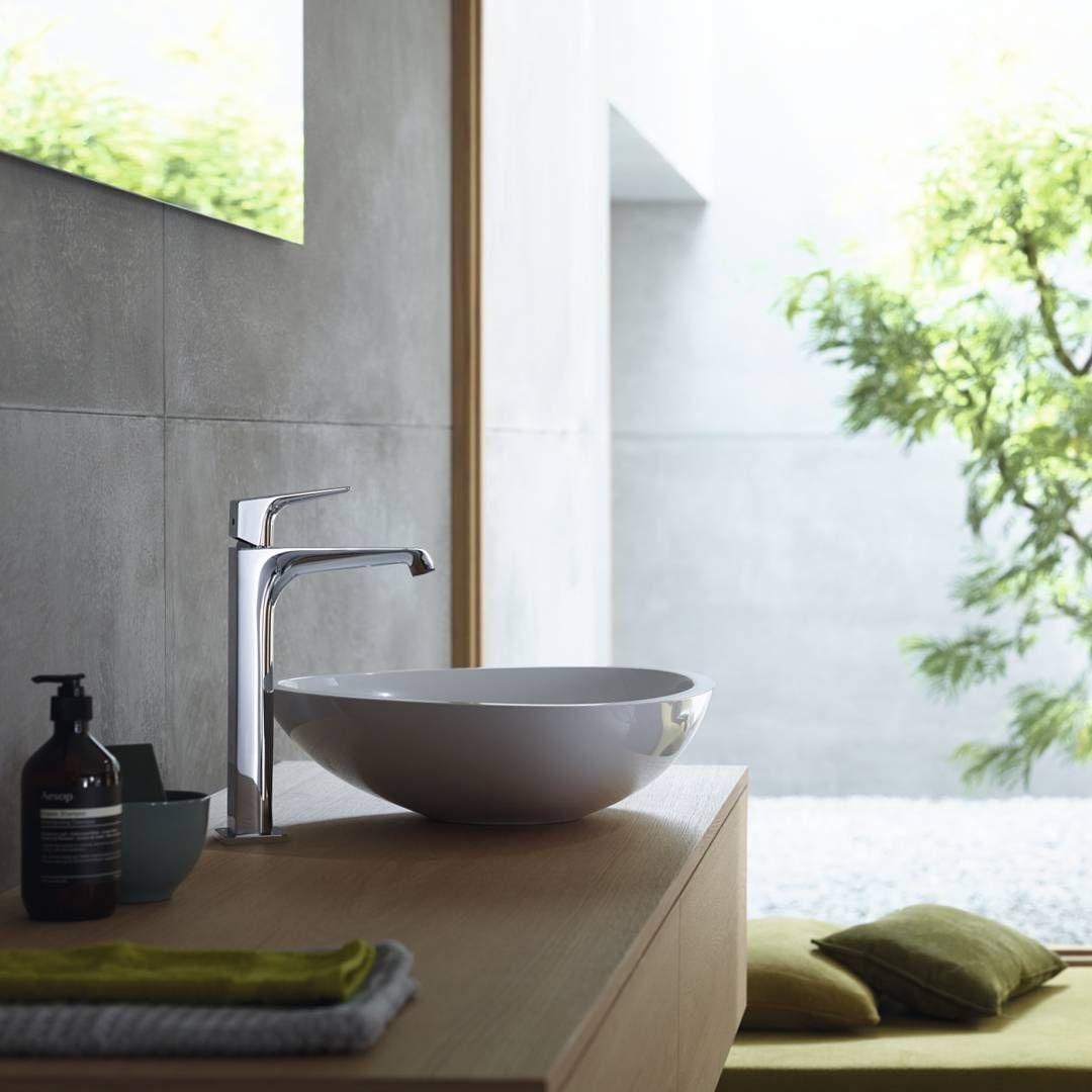 AXOR Citterio E, designed by world renowned designer Antonio Citterio.  #AXOR #AXORnordic #AntonioCitterio #design #interior #bathroom #mixer