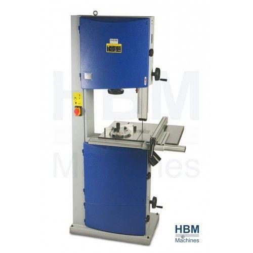 Alphametal - HBM 500 Profi Houtlintzaagmachine 230V