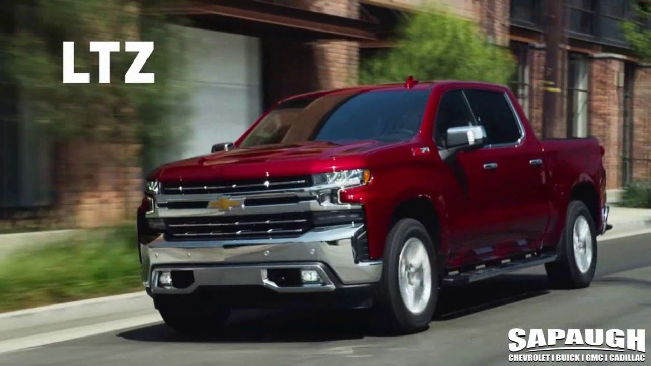 2019 Chevy Silverado Trim Choices St Louis Missouri Chevy Silverado Chevy St Louis Missouri