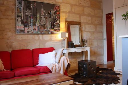 Bordeaux Historic Center - Get $25 credit with Airbnb if you sign up