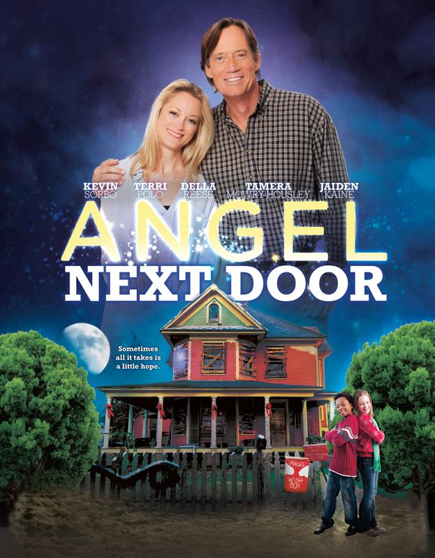 Angel Next Door (2012) Cast Kevin Sorbo Teri Polo Della Reese Tamera Mowry-Housley Jaiden Kane  sc 1 st  Pinterest & Christmas Angel - Christian Movie - CFDb | Della reese Kevin sorbo ...