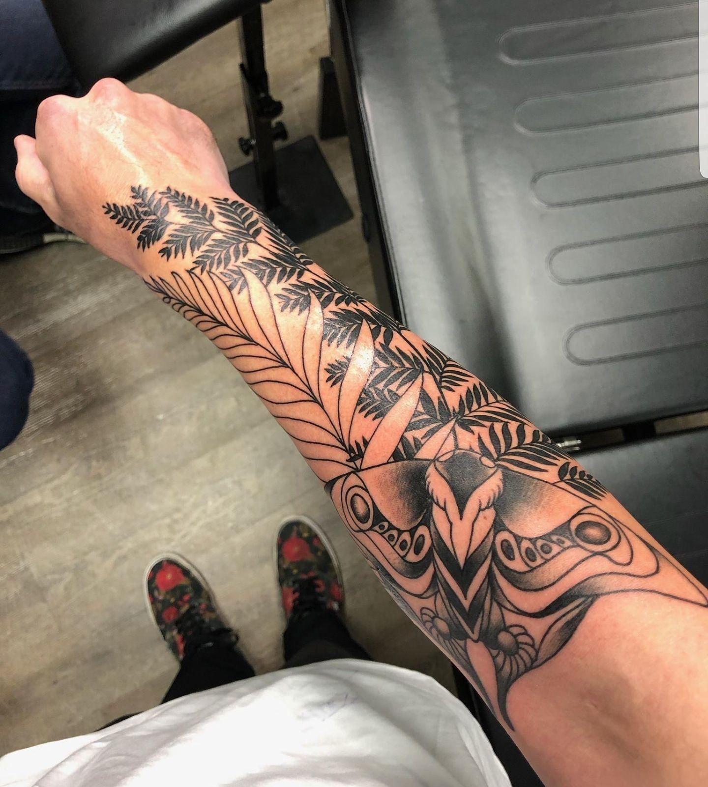 Got Ellie's tattoo from The Last of Us II Tatuagem