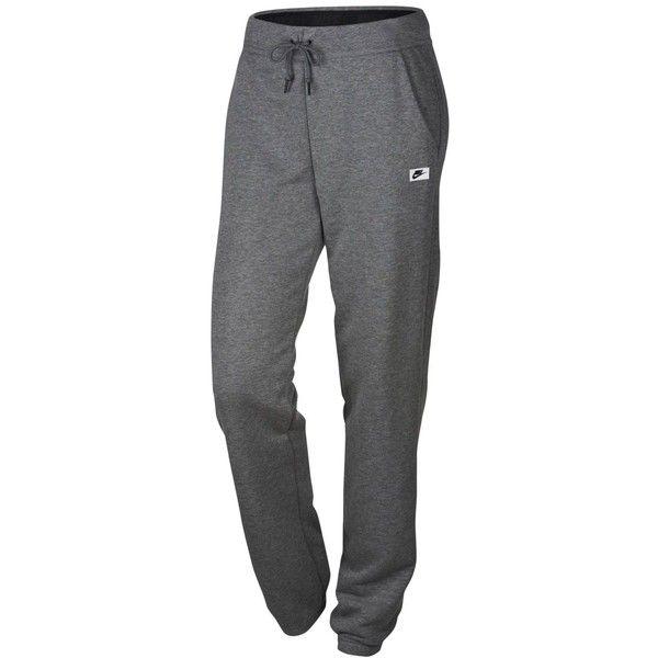 8fbc0f66457a Nike Sportswear Modern Fleece Sweatpants ( 65) ❤ liked on Polyvore featuring  activewear