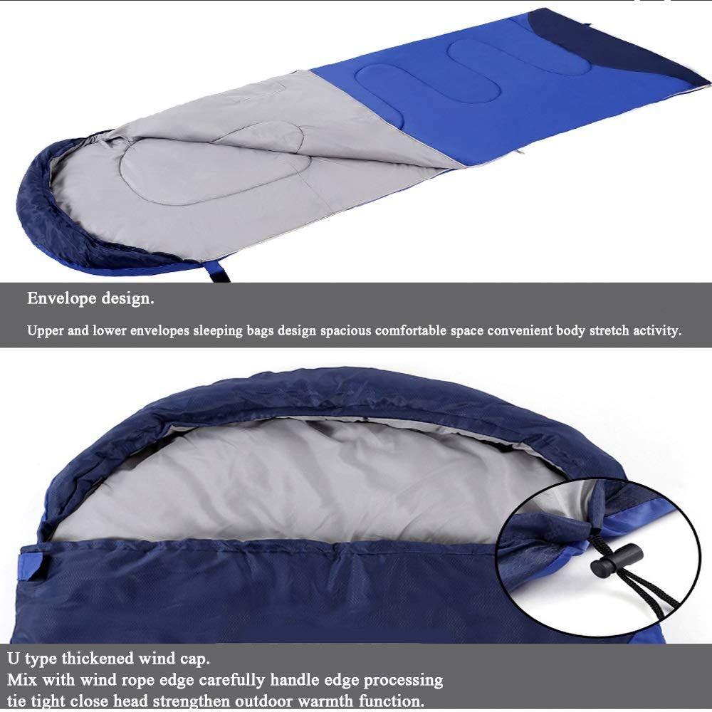 Outdoor Sleeping Bag 0 Degrees 5 Degrees Outdoor Indoor
