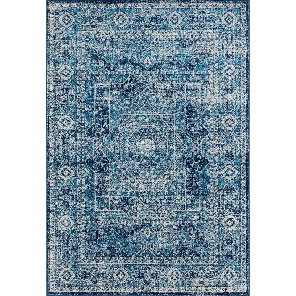 Abigail Britta Midnight Blue 12 Ft 6 In X 15 Ft Oversize Rug Midnight Blue Area Rug Oriental Area Rugs United Weavers Of America