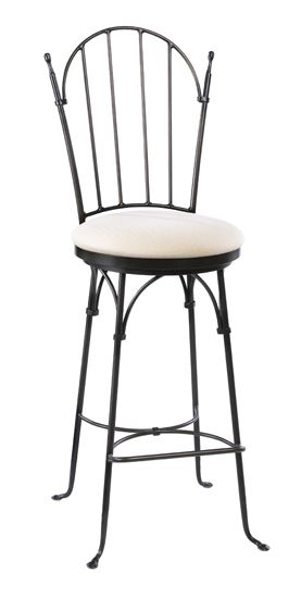 Shaker Arch Swivel Barstool 30 Quot By Charleston Forge Made