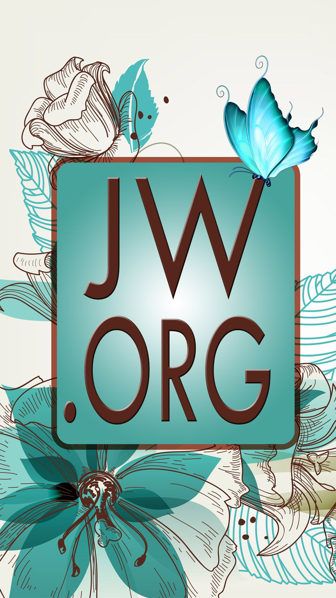 Loida Avancena Design My Latest In Promoting Our Website Jworg And Phone Jehovah WitnessJehovah