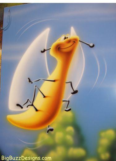 Big Buzz Designs | Children's Murals