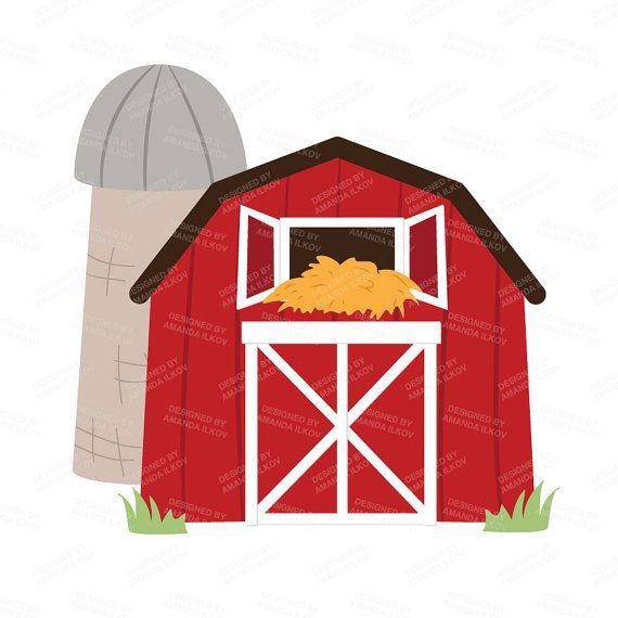 Premium Farm Animals Clip Art Vectors Farm Animals Etsy Farm Animals Animal Clipart Horse Clip Art