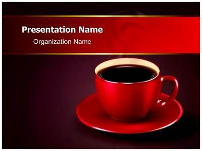 starbucks powerpoint template is one of the best powerpoint