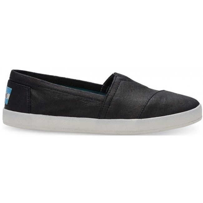 Toms Avalon Sneaker Coated Canvas