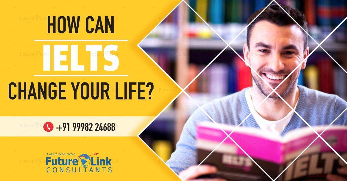 IELTS is one of the tests that can make your status as a