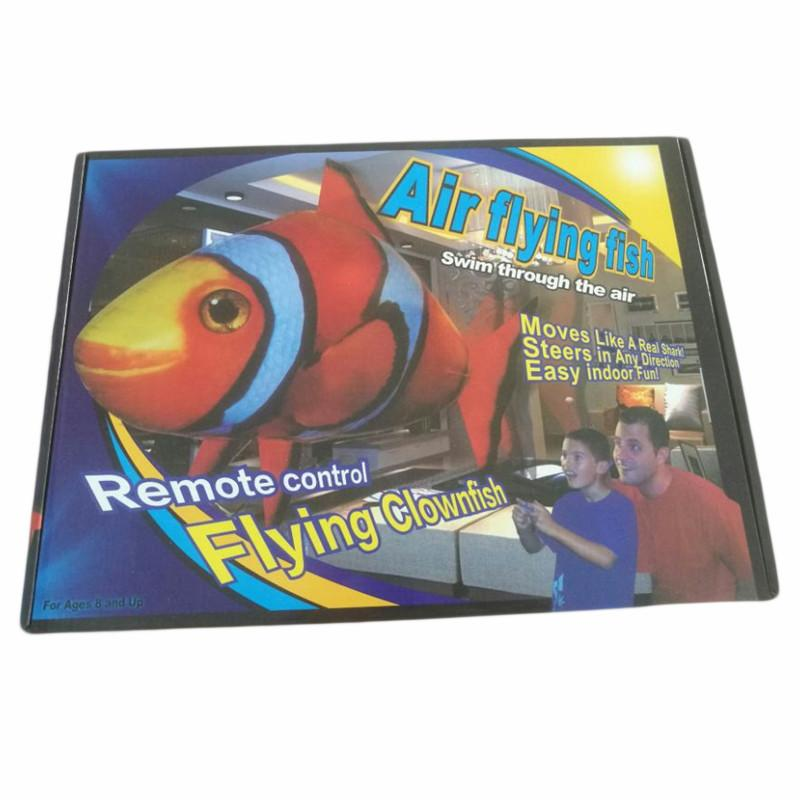 air swimming flying remote