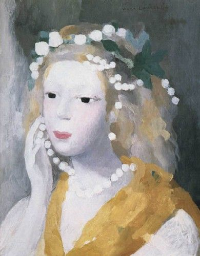 Marie Laurencin Art Painting Illustration Art