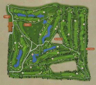 Golf Courses In Las Vegas Map.Desert Inn Golf Course Las Vegas This Classic Traditional Layout