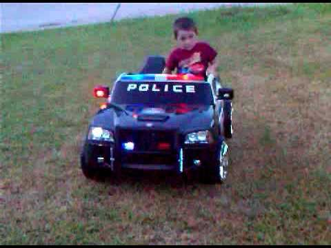 Modified Power Wheels Dodge Charger Police Car Omg I Think Its The One He Wants Dodge Charger Police Cars Power Wheels