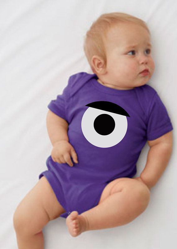 Little Monster  Child's Tee or Onesie by DivinusTs on Etsy