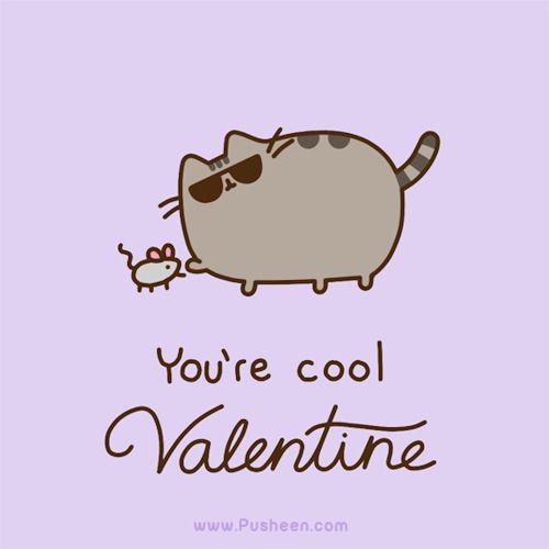 Pusheen Ifunny Pusheen Valentines Pusheen Cute Pusheen Cat