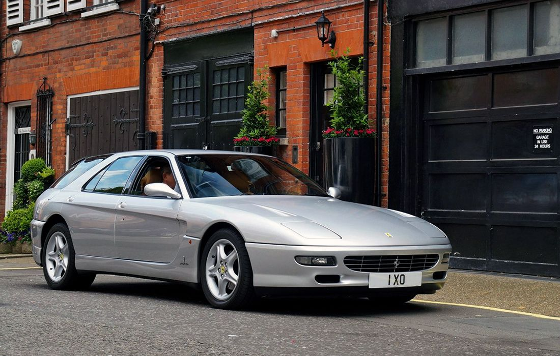 Ferrari 456 GT Venice (Pininfarina)   Familiar Cars in Weird Clothes ...