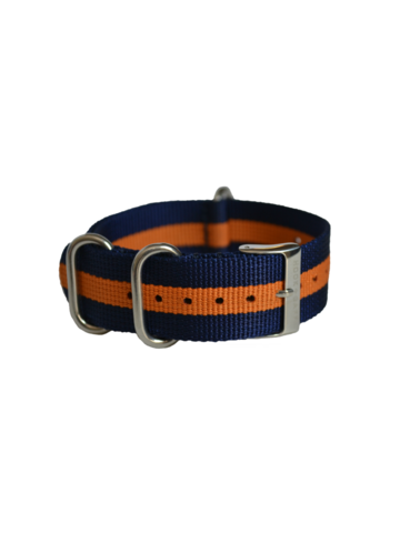 These nylon straps are based on the early 1970's British Ministry of Defense…