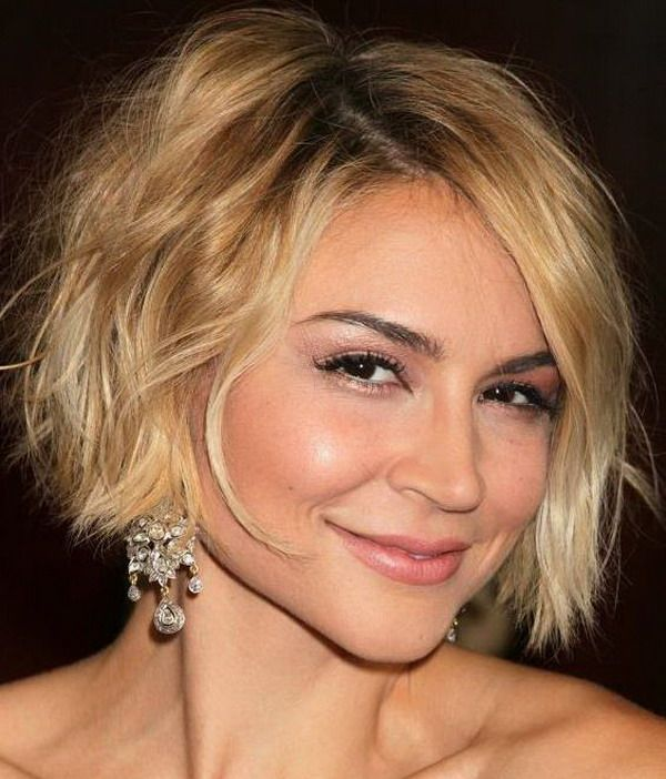 chin length hairstyles for fine hair new  Hairstyles  Pinterest