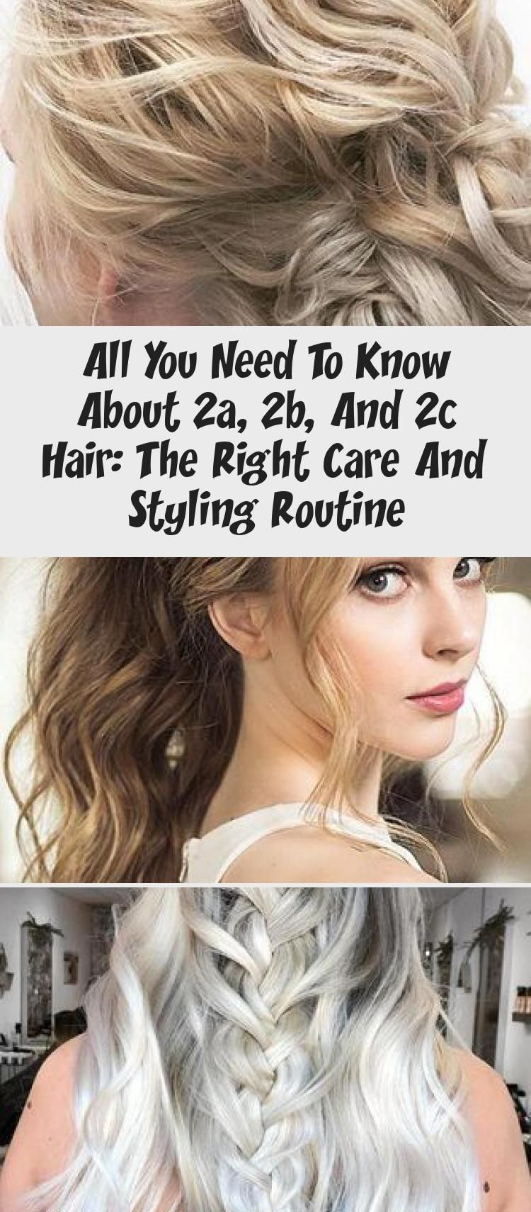 All You Need To Know About 2a 2b And 2c Hair The Right Care And