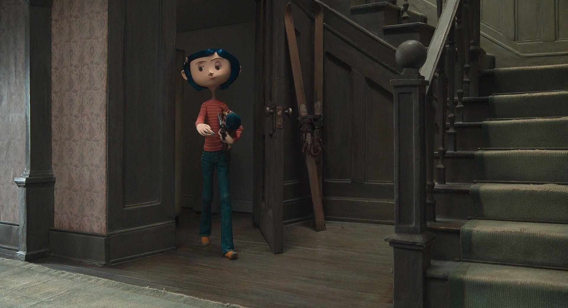 Coraline 2009 Disney Screencaps Com Coraline Coraline Film Coraline Aesthetic