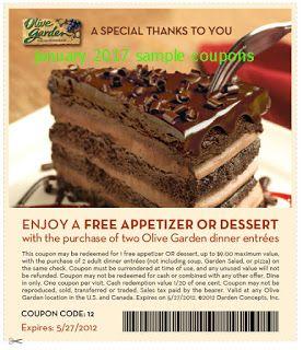 olive garden coupons - Olive Garden Oshkosh