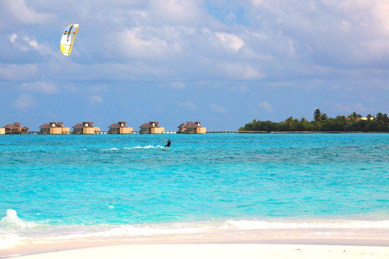 Paradise or something like it...